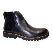 Vycházková obuv-kotníková, Pius Gabor, černá