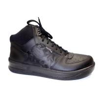 Pracovní obuv, Moleda, Prestige-kotník, šíře G, černá