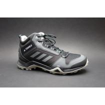 Turistická obuv pro středně náročný terén, Adidas, Terrex AX3 Mid GTX W, černo-šedá