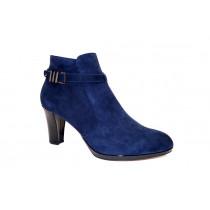 Vycházková obuv-kotníková, Brenda Zaro, tmavě modrá