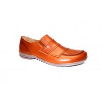 Vycházková obuv, Gabor, přírodní