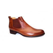 Vycházková obuv-kotníková, Gabor, přírodní