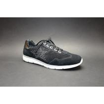 Vycházková obuv, Remonte, šíře H, černá