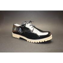 Vycházková obuv, Softwaves, černá