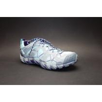 Letní obuv pro volný čas+obuv do vody, Merrell, Waterpro Maipo, šedo-modrozeleno-fialová
