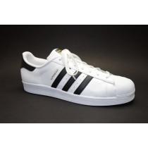 Obuv pro volný čas, Adidas, Superstar, bílo-černá