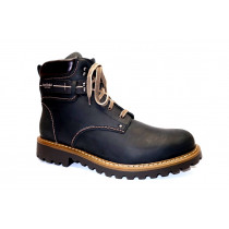 Zimní vycházková obuv, Josef Seibel, Adelboden, černá