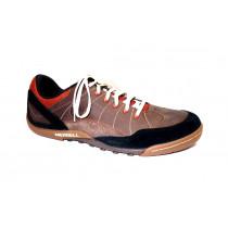 Vycházková obuv, Merrell, Sector Pike, hnědo-černá