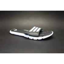 Plážová obuv, Adidas, Adipure 360 Slide W, černo-bílá