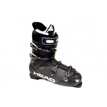 Lyžařská obuv-sjezdová, Head, Adapt Edge 125, antracit/černá