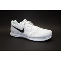 Běžecká obuv, Nike, Downshifter 6, bílo-černá