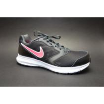 Běžecká obuv, Nike, WMNS Downschifter 6, černo-růžová