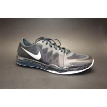Tréninková obuv, Nike, WMNS Dual Fusion TR 3 Print, černo-stříbrná
