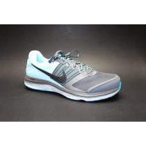 Běžecká obuv, Nike, WMNS Dual Fusion X, šedo-modrozeleno-černá