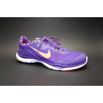 Tréninková obuv, Nike, WMNS Flex Trainer 5 Print, fialovo-oranžová