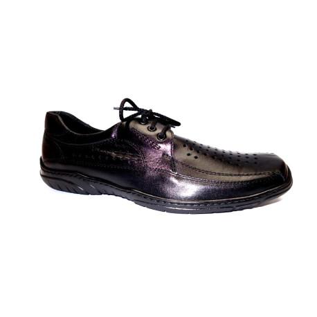 Lehká pracovní obuv-letní-flexiblová, Bennon, Gordon Air polobotka, černá