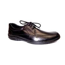 Lehká pracovní obuv-flexiblová, Bennon, Gordon polobotka, černá