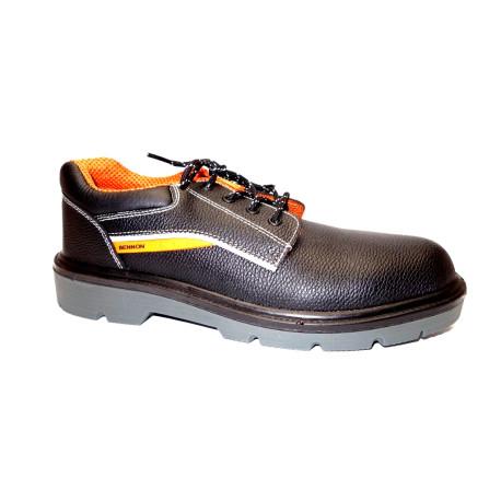 Pracovní obuv, Bennon, Basic O1 polobotka, černá