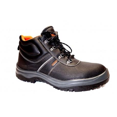 Pracovní obuv, Bennon, Basic O1 kotník, černá