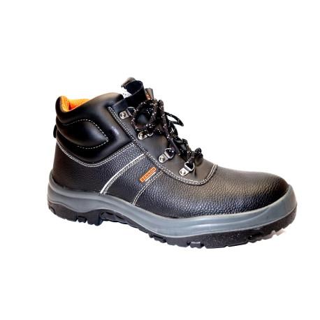 Pracovní obuv, Bennon, Basic S3 kotník, černá