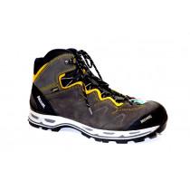 Turistická obuv-třída A/B, Meindl, Minnesota GTX (R), šedo žlutá