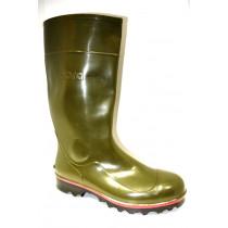 Pracovní obuv-holinky, Nora, khaki