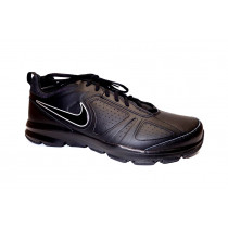 Tréninková obuv, Nike, T-Lite XI, černo-stříbrná