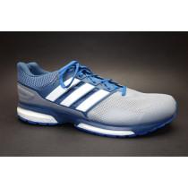 Běžecká obuv, Adidas, Response Boost 2 M, šedo-modro-bílá