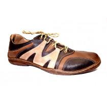 Vycházková obuv-flexiblová, De-Plus, krek