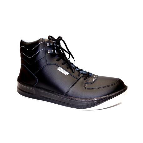 Pracovní obuv, Moleda, Prestige kotník-zimní, šíře G, černá