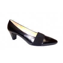 Vycházková obuv-lodičky, Gabor, černá