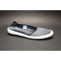 Obuv pro volný čas+obuv do vody, Adidas, Boat Slip-on Sleek, šedo-černá