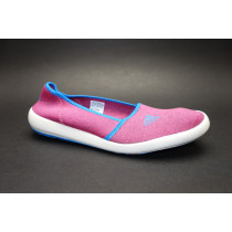 Obuv pro volný čas+obuv do vody, Adidas, Boat Slip-on Sleek, růžovo-modrá