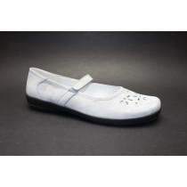 Vycházková obuv, Semler, Flora, šíře H, grigio