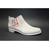 Vycházková obuv-kotníková, Gabor, béžová