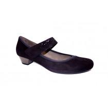 Vycházková obuv, Gabor, tmavě modrá
