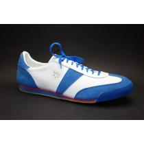 Halová obuv+obuv pro volný čas, Botas, Classic, bílo-modrá