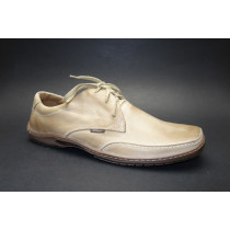 Vycházková obuv-flexiblová, Orto Plus, přírodní