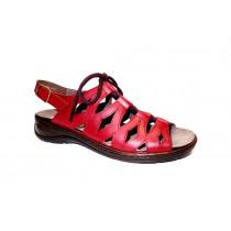 Letní vycházková obuv-flexiblová, Ara, Korfu-ang, šíře G, opera