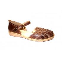 Letní vycházková obuv-flexiblová, Josef Seibel, Francesca 05, hnědá