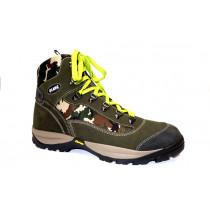 Turistická obuv pro středně náročný terén, Olang, muschio
