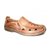 Letní vycházková obuv, De-Plus, rostlinná