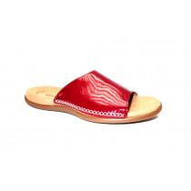 Letní vycházkové pantofle, Gabor, cherry