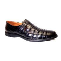 Letní vycházková obuv-flexiblová, Josef Seibel, Steven, černá
