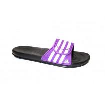 Plážová obuv, Adidas, Taedia Vario W, černo-fialová