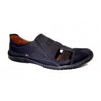 Letní vycházková obuv-flexiblová, Orto Plus, černá